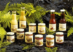 Hawaiian Plantation Jams, Dressings, & Sauces